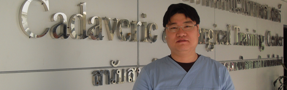 wonho Jung, the director of Venus Clinic